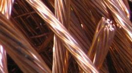 El cobre permitiría ahorrar 320 millones de toneladas de CO2