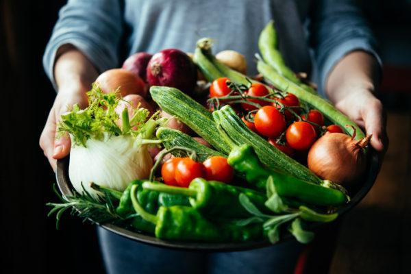 Agricultura ecologica beneficios verduras