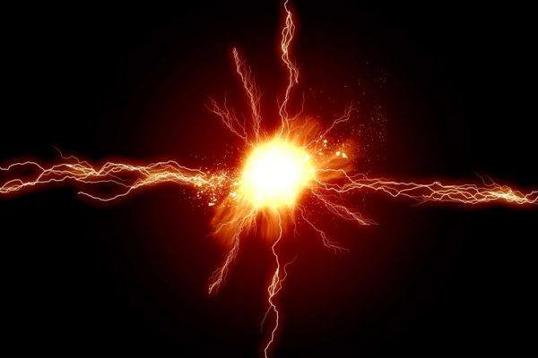 Energia ionica