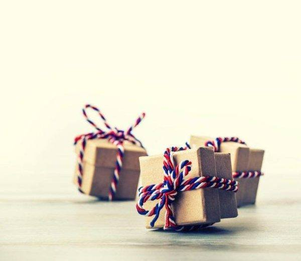 Adornos de navidad con materiales reciclados cajitas de carton