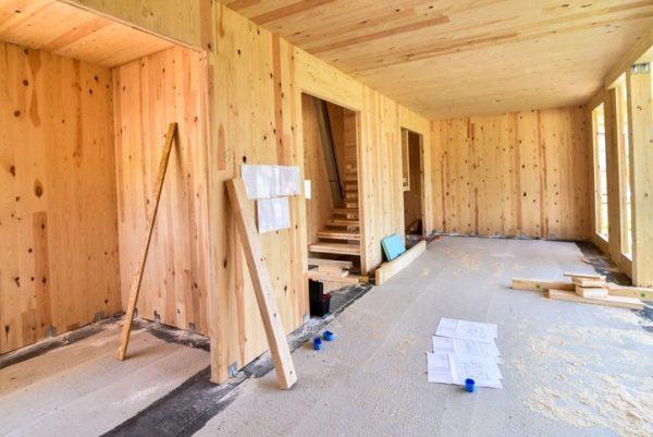 Como construir casas de madera