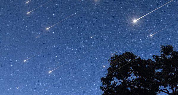 Cuando y como ver la lluvia de meteoros delta acuaridas 2020