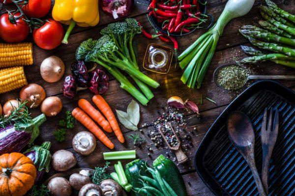 Acciones medio ambiente consume productos organicos