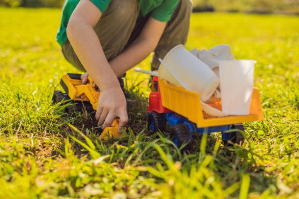 Mejores juguetes ecologicos