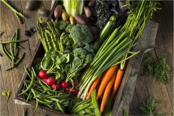 Beneficios de la alimentación orgánica