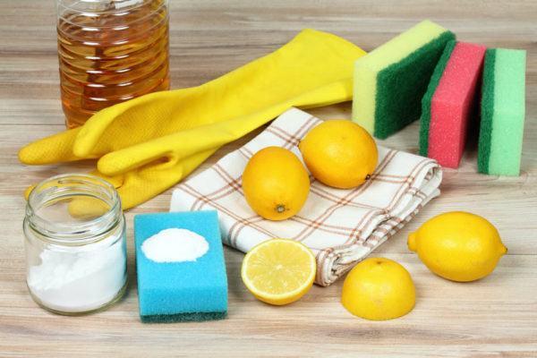 Detergentes caseros para la ropa