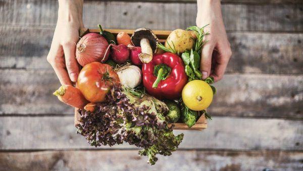 Alimentos ecológicos, biológicos y orgánicos