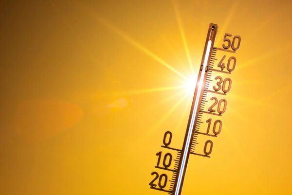 Temperaturas elevadas en la historia de la Tierra