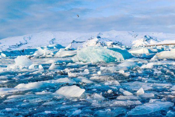 ¿Sabes qué es una glaciación?