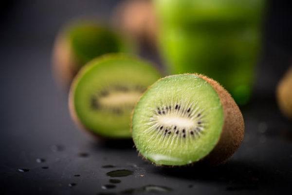 Cuales son los frutos de otono kiwis