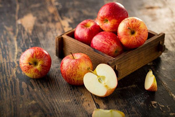 Cuales son los frutos de otono manzana