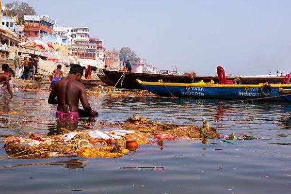 Paises mas contaminantes en el mundo india