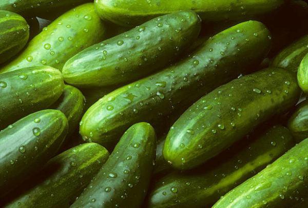 15 verduras que en realidad son frutas pepinos