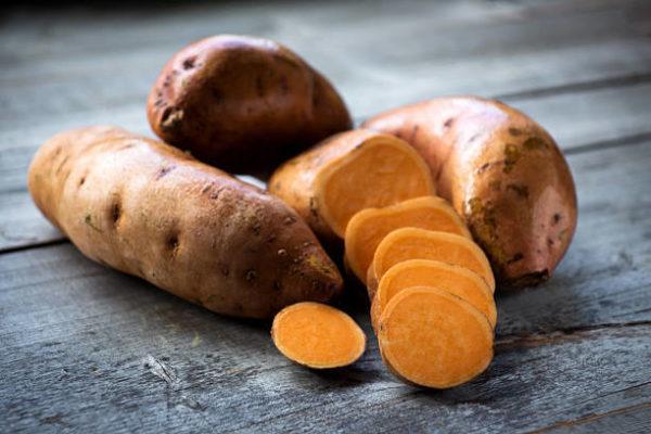 Cuales son los tipos de batatas que puedes comprar