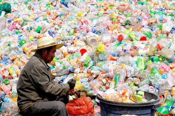 Que esta pasando con todos los desechos reciclados que ahora no se envian a china
