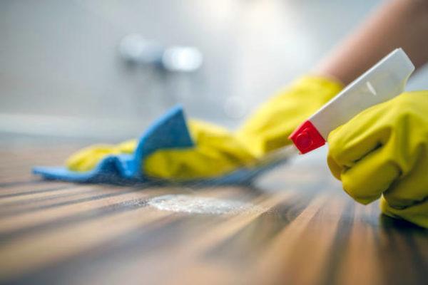 Cómo hacer o fabricar un desinfectante casero rápidamente casa