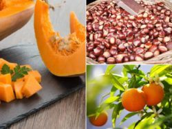 ¿Cuáles son los frutos de otoño?