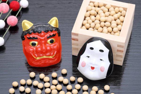 Que setsubun no hi festival japones para despedir invierno
