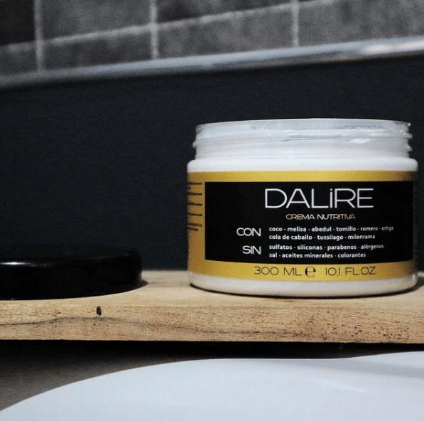 Champú sin sulfatos nutritivo de Dalire: sus características y mi opinión tras usarlo crema suavizante