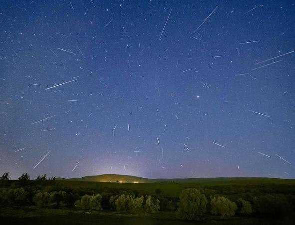 ¿Qué es la lluvia de estrellas de las Cuadrántidas y cuándo es en 2022? Caída