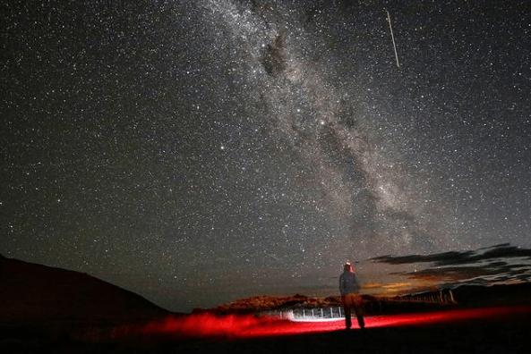 ¿Qué es la lluvia de estrellas de las Cuadrántidas y cuándo es en 2022? 1 de enero