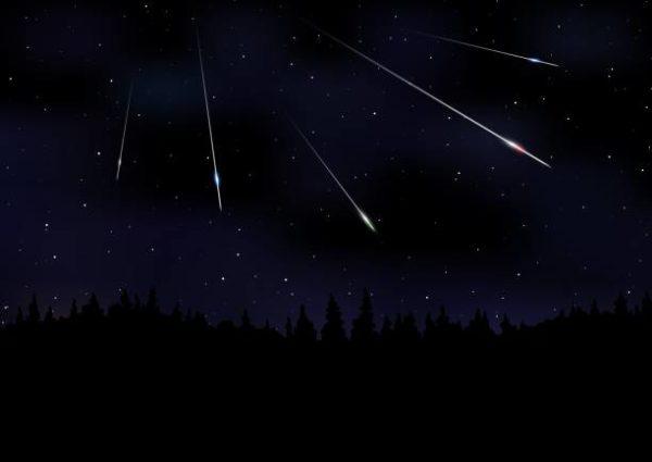 Lluvia estrellas leonidas 2022 como ver donde ponerse