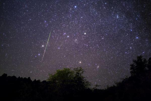 Lluvia estrellas leonidas 2022 cuando como ver donde ponerse