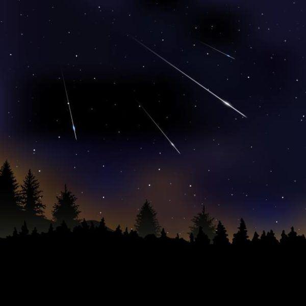Lluvia estrellas leonidas 2022 cuando es como ver