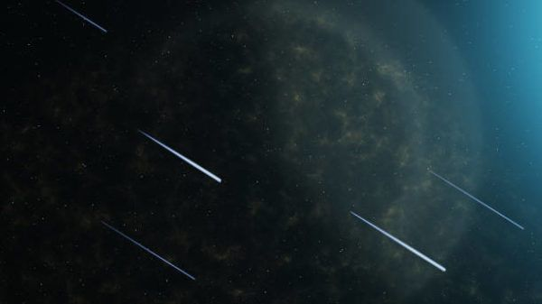 Lluvia estrellas leonidas 2022 es como ver donde ponerse