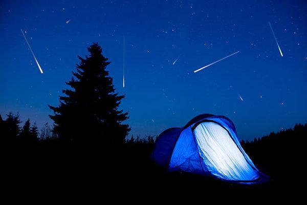 Lluvia estrellas leonidas 2022 es ver donde ponerse