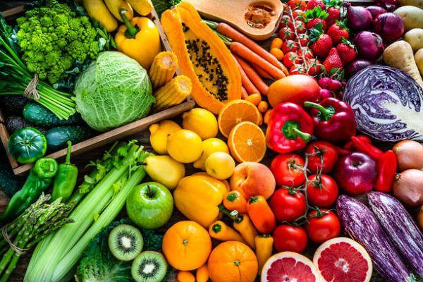 Calendario anual de frutas y verduras de temporada abril