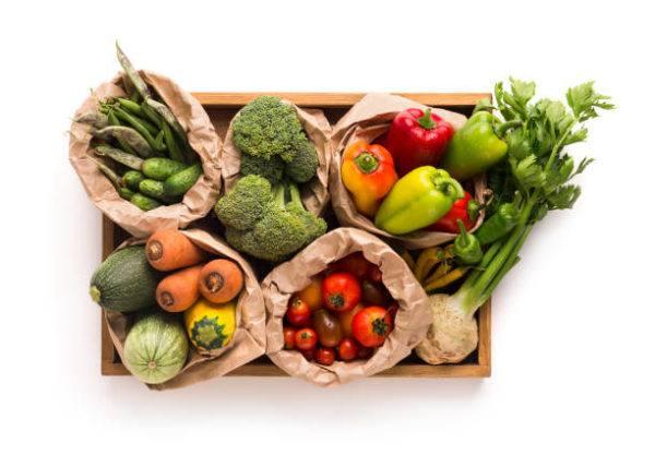 Calendario anual de frutas y verduras de temporada diciembre