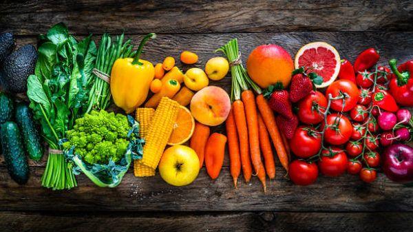 Calendario anual de frutas y verduras de temporada enero febrero