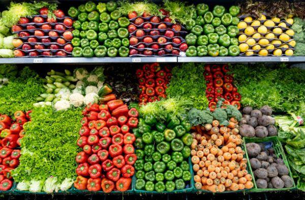 Calendario anual de frutas y verduras de temporada junio