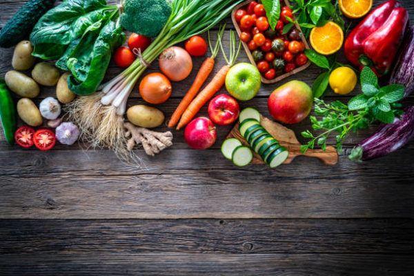 Calendario anual de frutas y verduras de temporada marzo