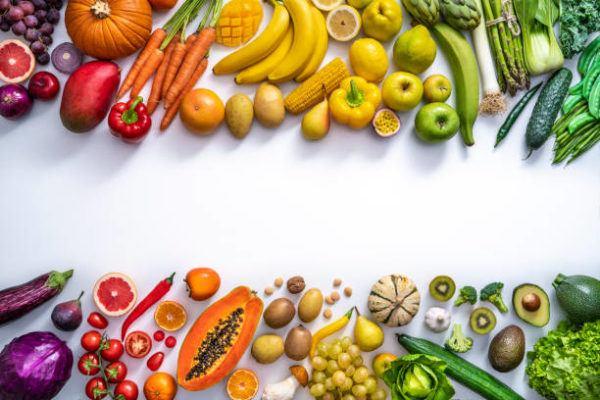 Calendario anual de frutas y verduras de temporada mayo