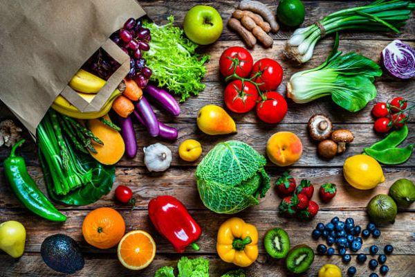 Calendario anual de frutas y verduras de temporada septiembre octubre