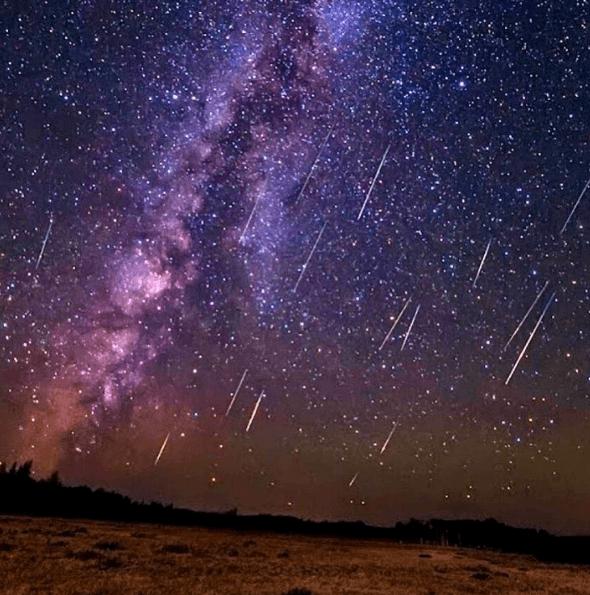 Cuándo y cómo ver la lluvia de meteoros Delta Acuáridas 2022 Perseidas