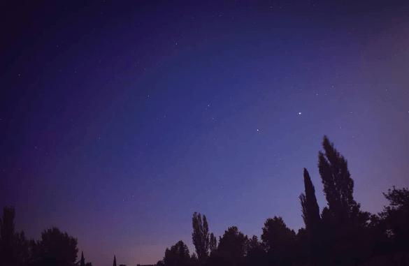 Cuándo y cómo ver la lluvia de meteoros Delta Acuáridas 2022 historia