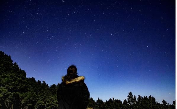 Cuándo y cómo ver la lluvia de meteoros Delta Acuáridas 2022 cometa