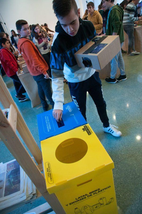 El Reciclaje colegios