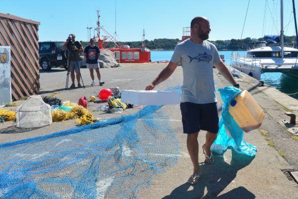 El Reciclaje mar