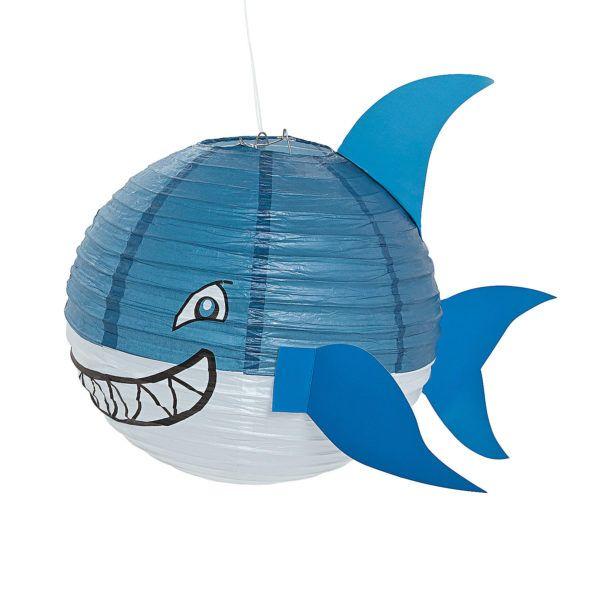 Ideas para hacer manualidades de animales con materiales reciclados baby shark