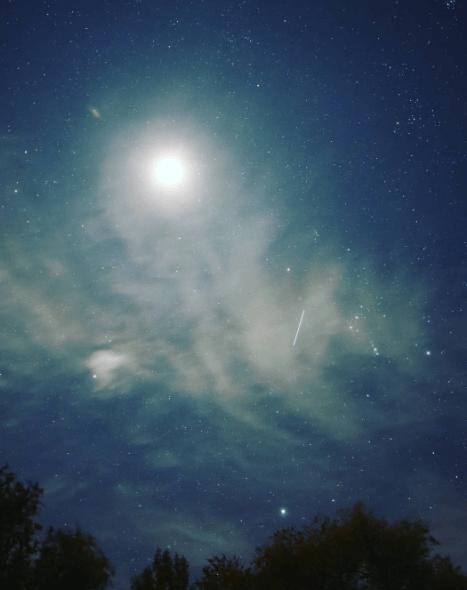 ¿Qué es la lluvia de estrellas de las Dracónidas? Dracónidas 2022 Luna Nueva