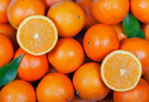 Que frutas y verduras comer en diciembre calendario de temporada naranja