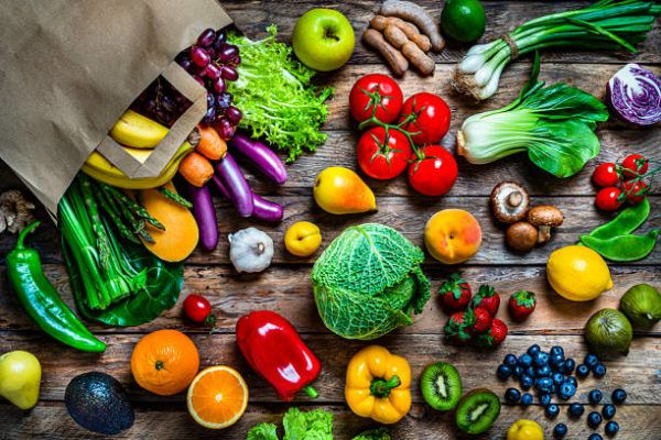Que frutas y verduras comer en noviembre calendario de temporada