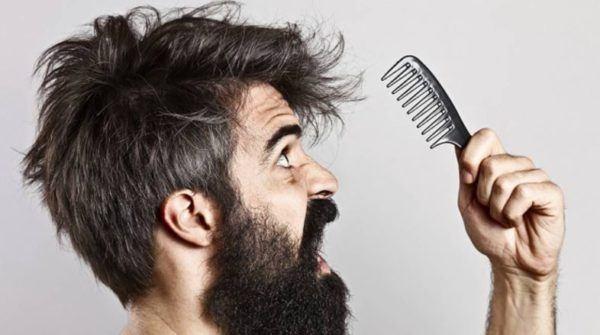 Champú Morado sin Sulfatos de Dalire contra la caída del pelo