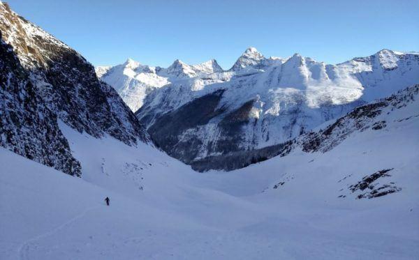Los lugares frios del planeta Rogers Pass Montana EE. UU