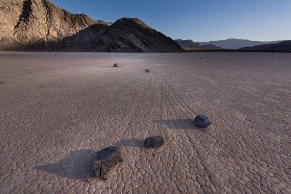 Los lugares más calurosos del planeta Death Valley