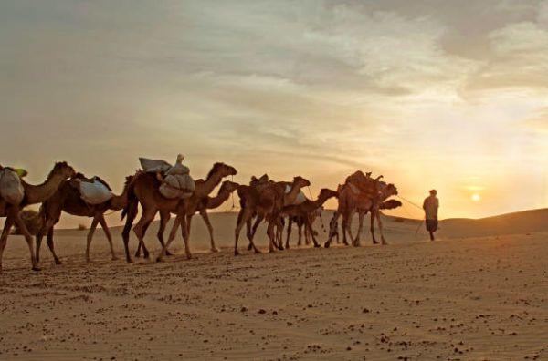 Los lugares más calurosos del planeta Timbuku Malí